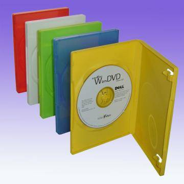 14MM COLORFUL DVD CASE