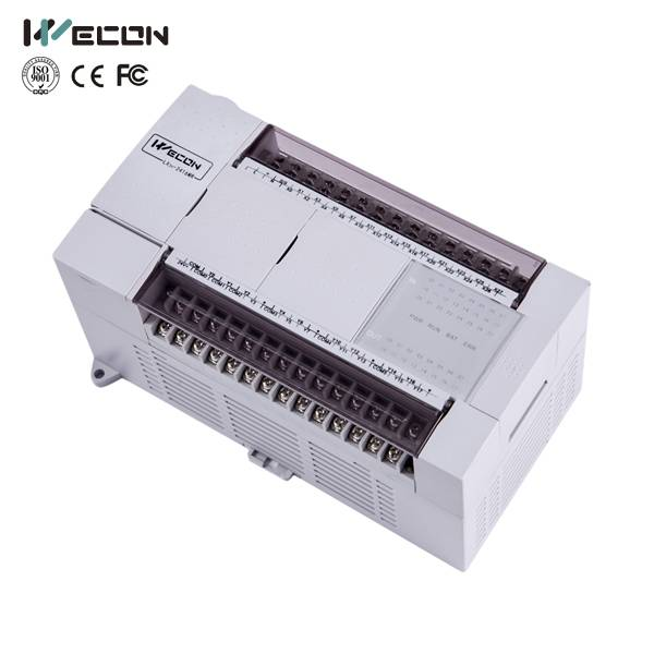 WECON 40 I/O programmable logic controller/plc