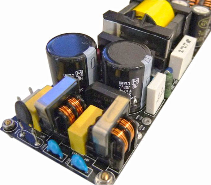 4Channel Class D +SMPS 400W Pro Audio Amplifier Module