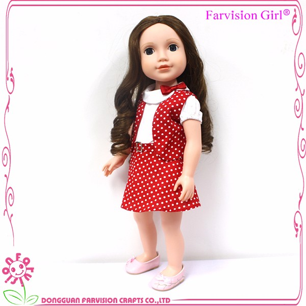 Best high quality unique doll clothes by hand made
