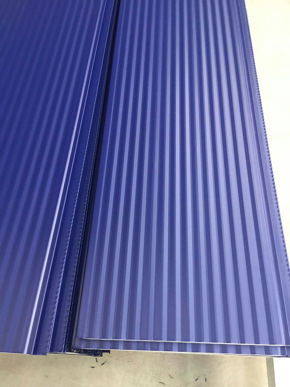 PU Insulated Decorative Metal Sandwich Panel