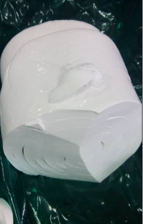 Electrical insulating silicone rubber
