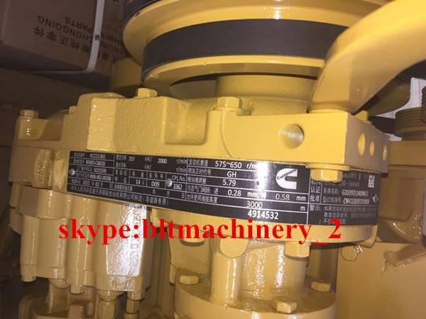 CUMMINS ENGINE NTA855-C360 for SHANTUI Bulldozer SD32