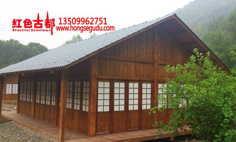 Supply Super Low Cost Prefab Garden House, Economical Mobile Wooden House