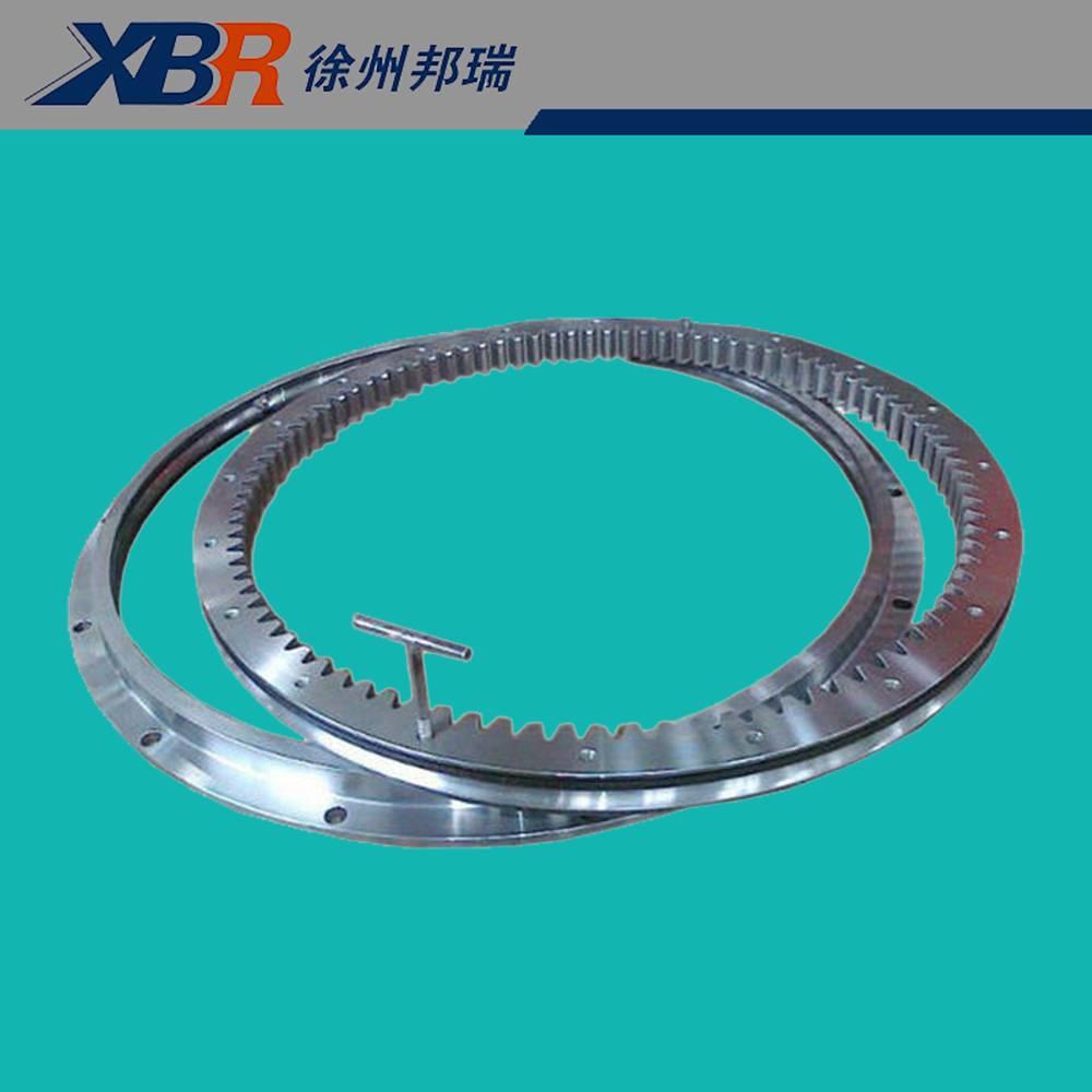 Hyundai excavator slewing ring bearing, Hyundai excavator swing circle