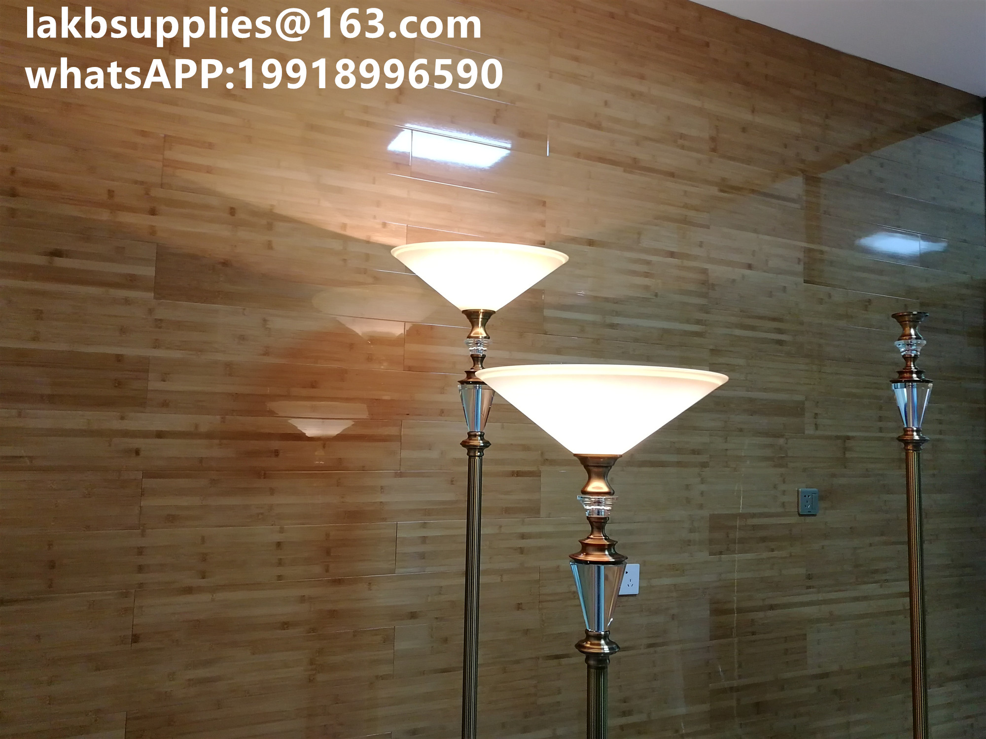 Chapel floor lights for fuenral home use