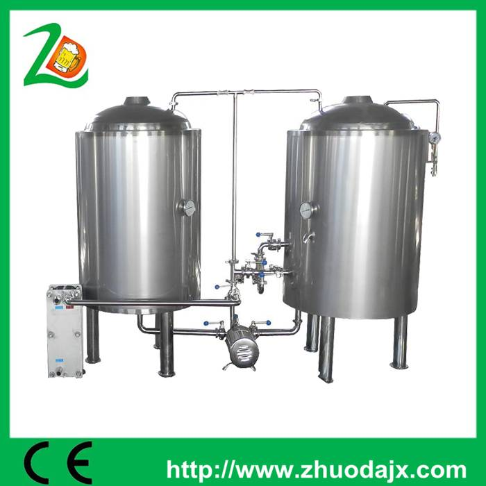 300L~500L Hotel Beer brewhouse, bar beer brewing equipment
