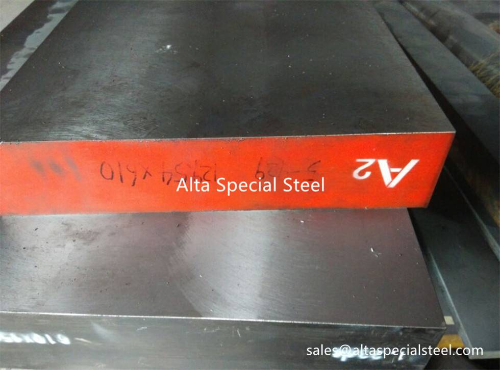 DIN 1.2363 / AISI A2 Tool Steel