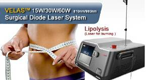Diode Laser in Lipolysis for Weight Loss