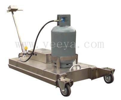EAGER Series Portable Blue-Flame Recycling Heater