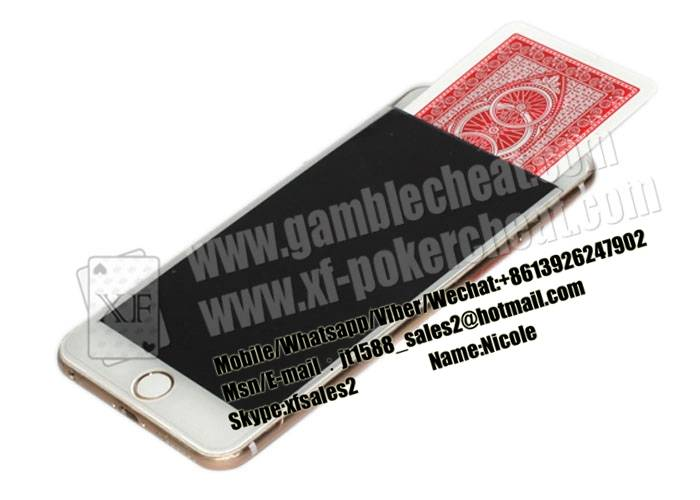 Iphone 6 Mobile Poker Exchanger Gambling Cheat Devices