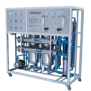 Industrial reverse osmosis system 300L/H Reverse Osmosis System Water Purification Machine