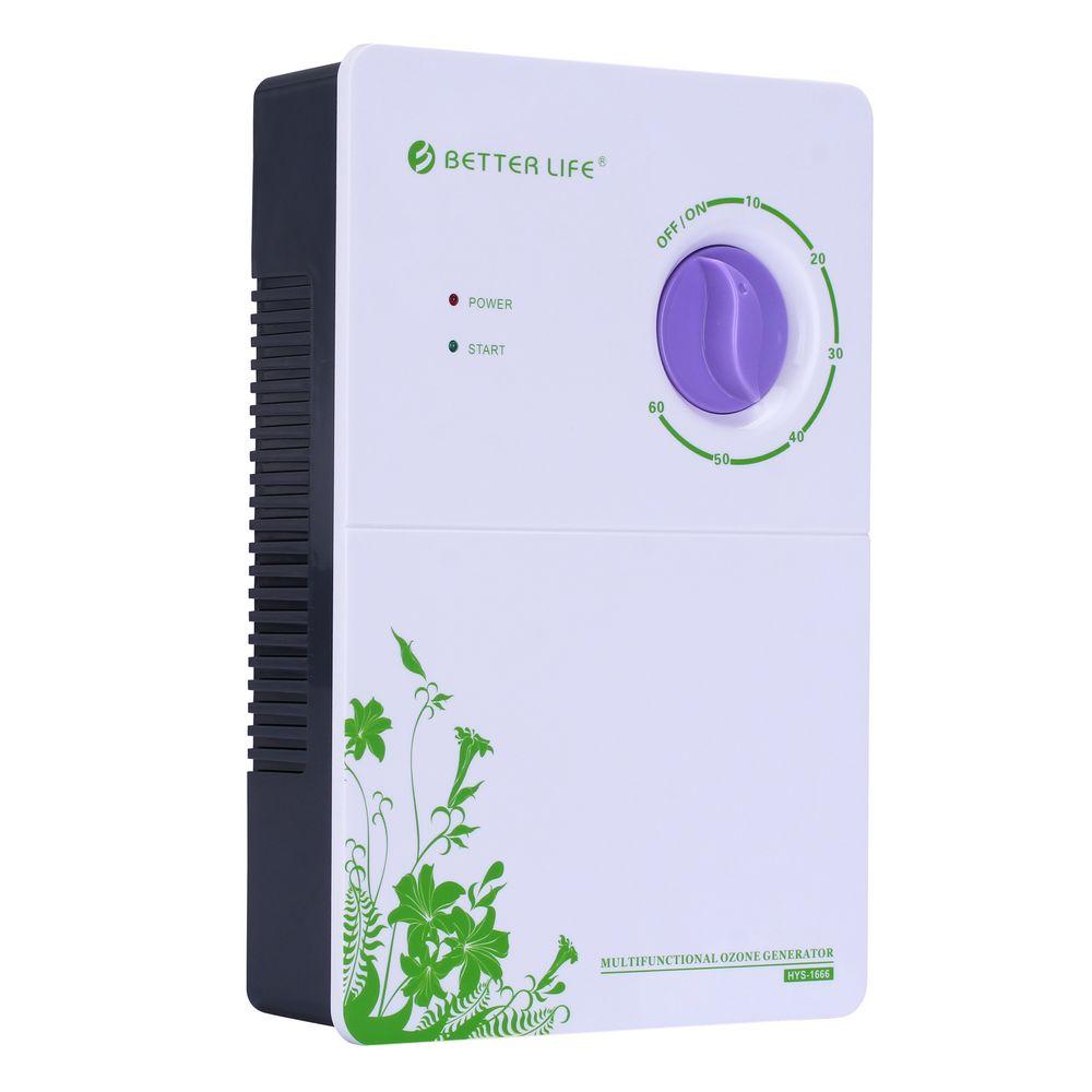 Mini Ozone Generator 400mg/h Ozone Sterilizer /Fruit and Vegetable Washing Machine