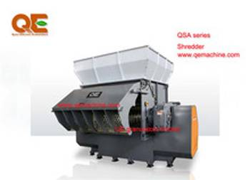 plastic film recycling machine rubber crushers