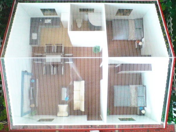 High Strength Cost-effective Prefabricated House