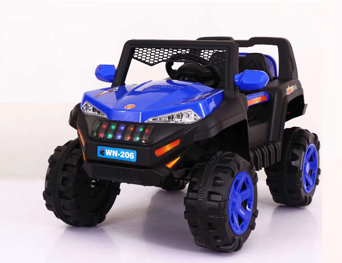 Ride On Car Battery Jeep WN-206