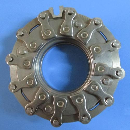 Turbo nozzle ring of TF035