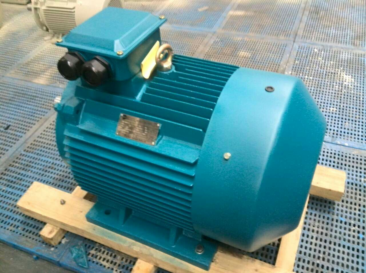Factory low voltage 6kw electric ac motor