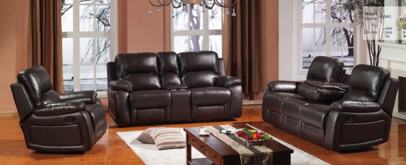 Magnificent D9111R Top Leather Living Room Sofa Manual Sofa Customarchery Wood Chair Design Ideas Customarcherynet