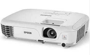 Epson EB-CO5S High Definition Projector (white) 2600 lumens