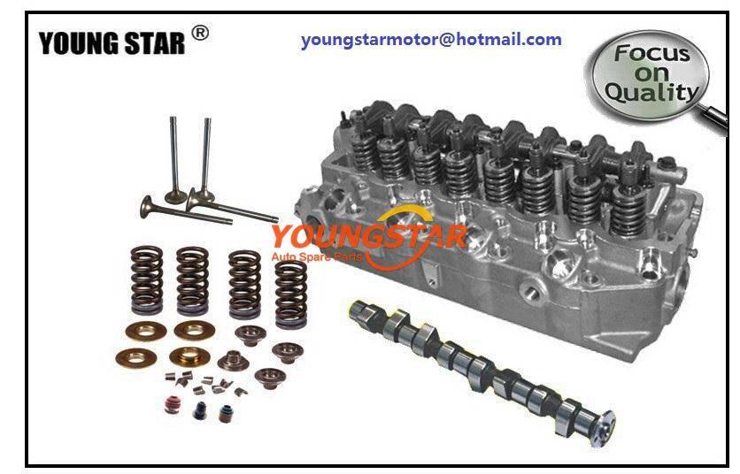 CYLINDER HEADS G9U MASTER 2.5 DCI