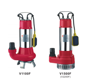 V Submersible Sewage Pump