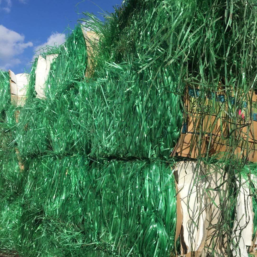 green pet strap scrap,pet strap scrap crushed,pet strapping scrap