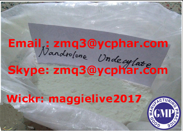 High Quality Hormone Steroid Safely Pass Customs Nandrolone Undecanoate