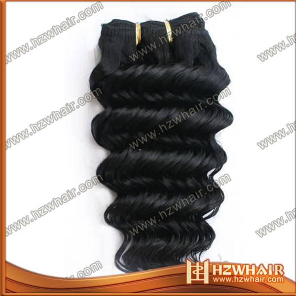 Most pupular virgin remy 100% human hair extension