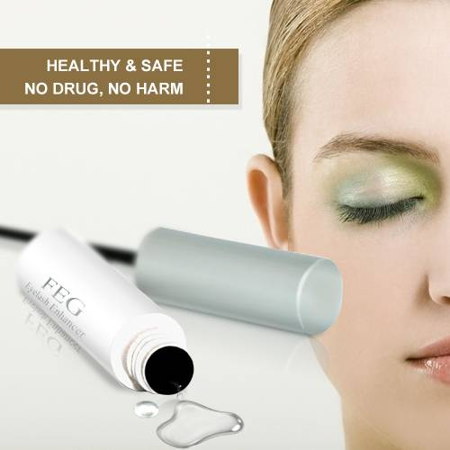 feg healthy eyelash growth serum