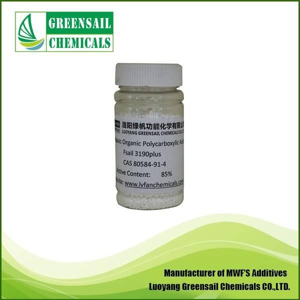 85% active content triazinetrisaminohexanoic acid replacer of CAS 80584-91-4