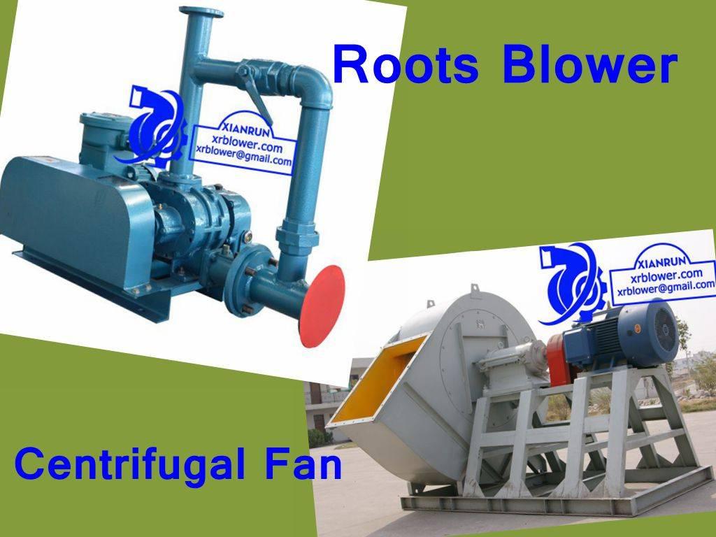 Xianrun Blower Roots Blower for Water Treatment