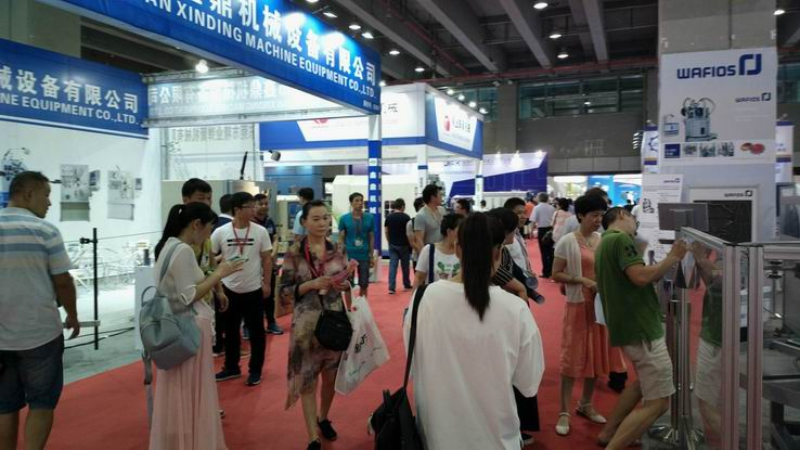 The 19th China (Guangzhou) Int'l Spring Industry Exhibition booth