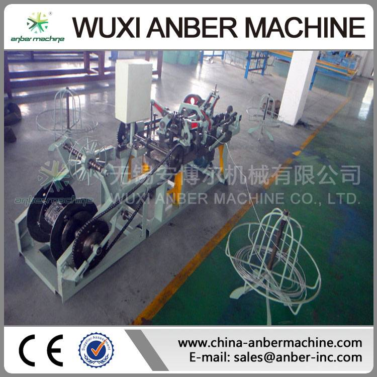 CS-B barbed wire machine