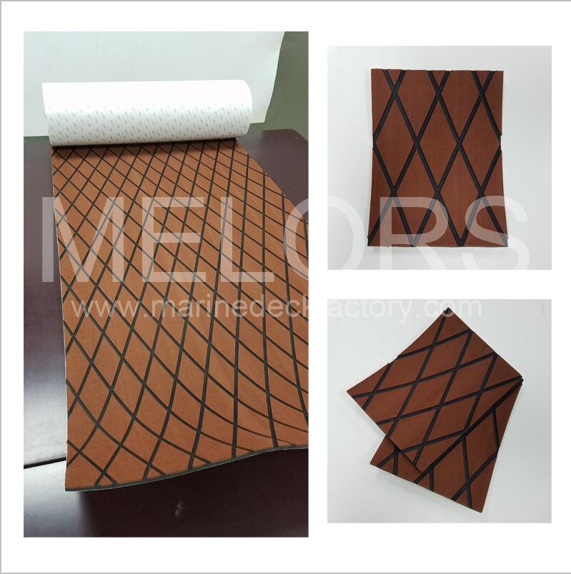 Melors EVA Marine Diamond Sheet For Boat
