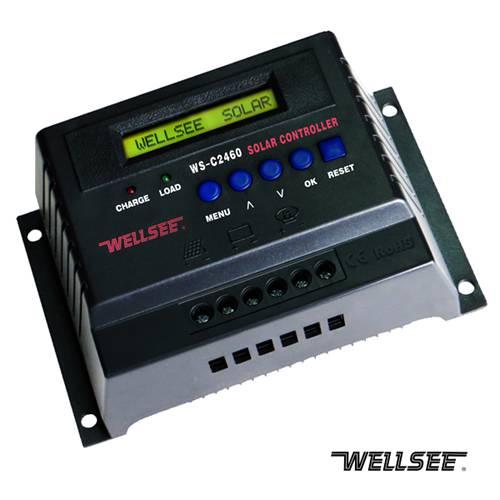 12v 24v 48V solar charge controller 60A WS-C2460 factory best