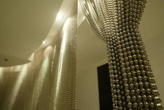 bead chain curtain
