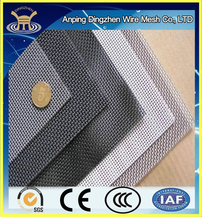 High Quality Security Screen Wire Mesh For Sale
