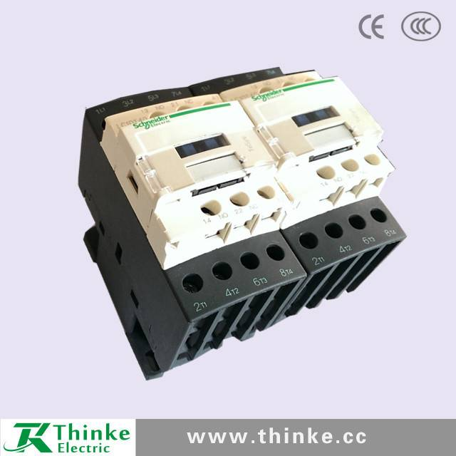 Mechanical Interlock Contactor Double Contactor Factory Manufacture