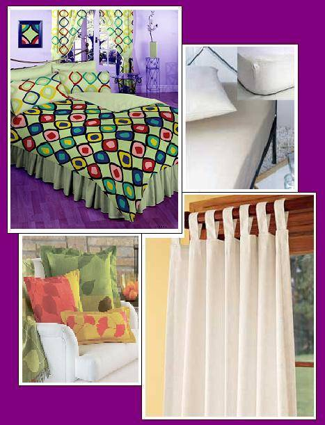 Home Textiles, Bed sheets,Comforters,Fitted Sheets and Articles of Home & Kitchen Textiles
