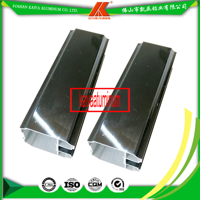 Anodized Electrophoresis Bronze Aluminum Porifle For Furniture