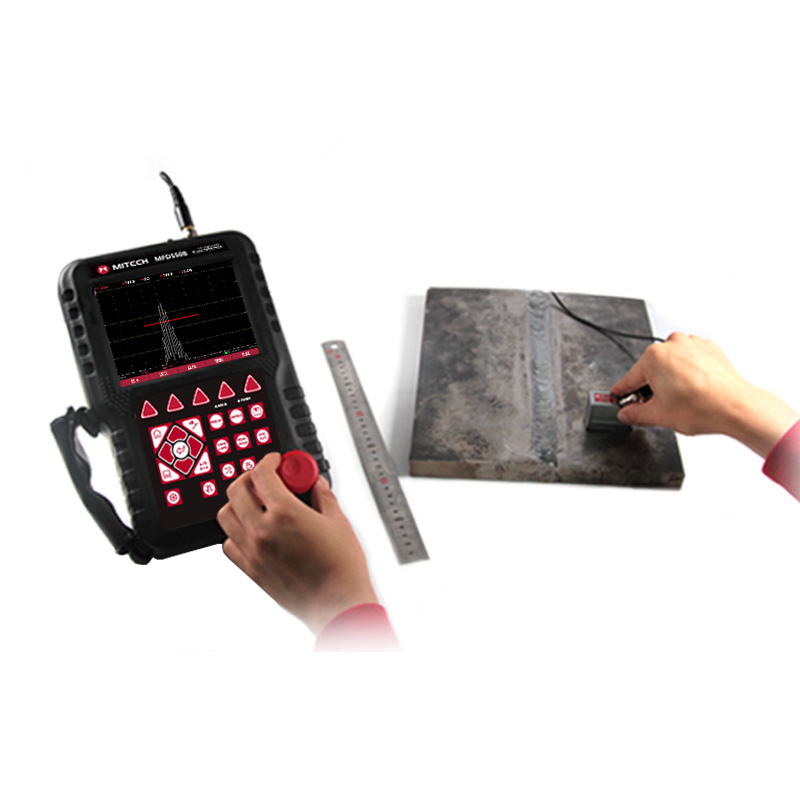 portable digital metal ultrasonic hardness tester
