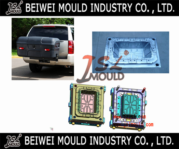 Premium Customized Plastic Injection Car Cargo Carrier Mould