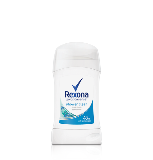 REXONA SHOWER CLEAN STICK
