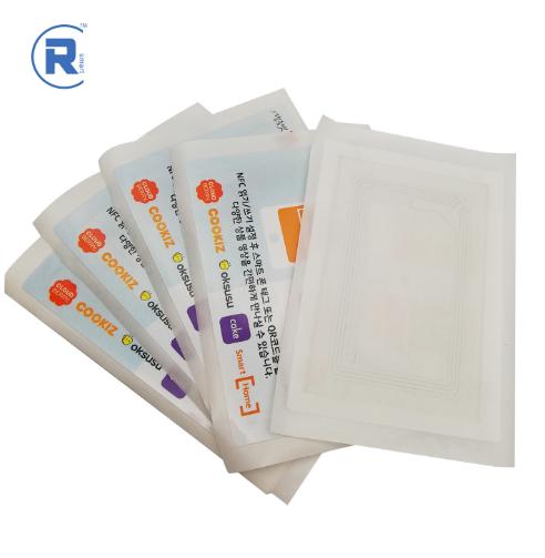 NFC tag/RFID tag Sticker label H3