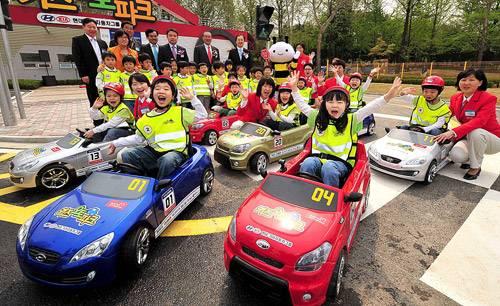 Kids Auto Park