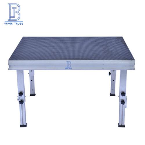 Best Price Aluminum Portable Stage Platform/Lighting Stage for Sale