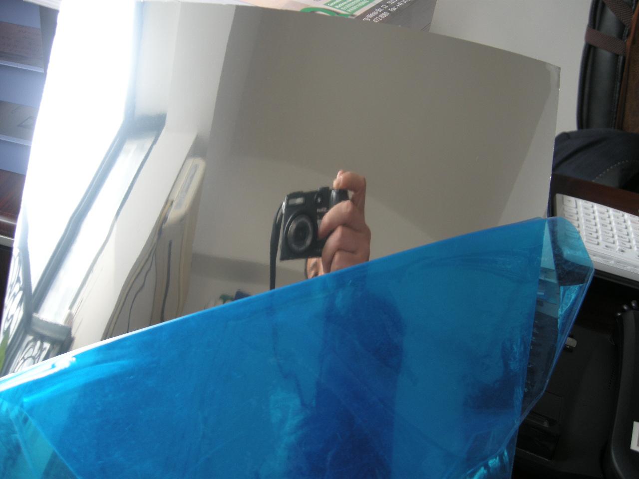 Mirror Finish Cost Price Aluminum Sheet Plate