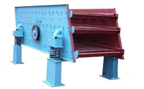 Circular Vibrating Screen for stone making line  (expomachine@gmail.com)
