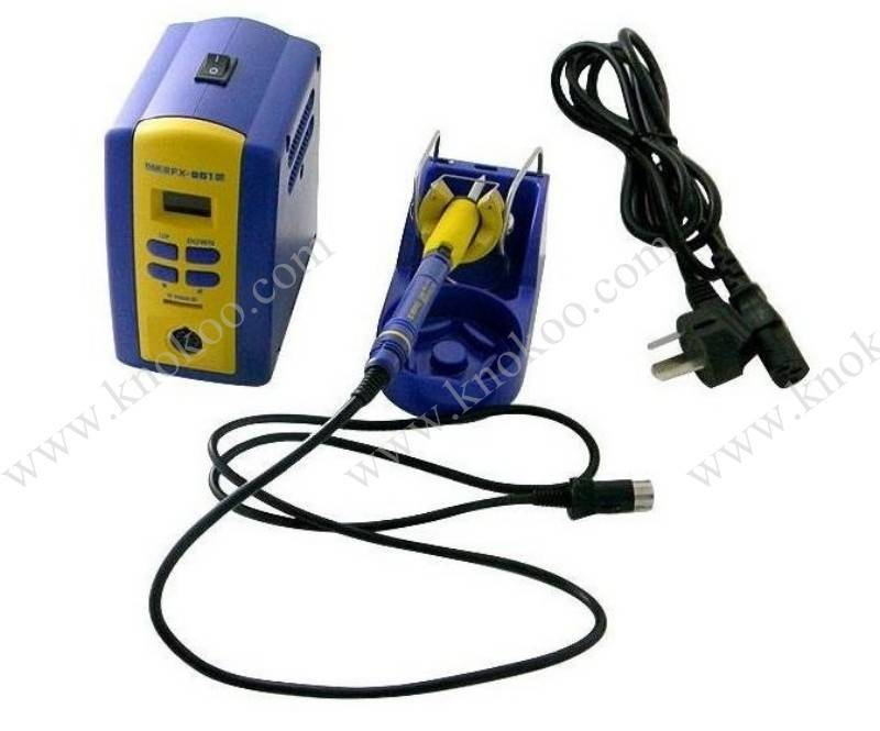 FX-951 lead free soldering station/T12 tips